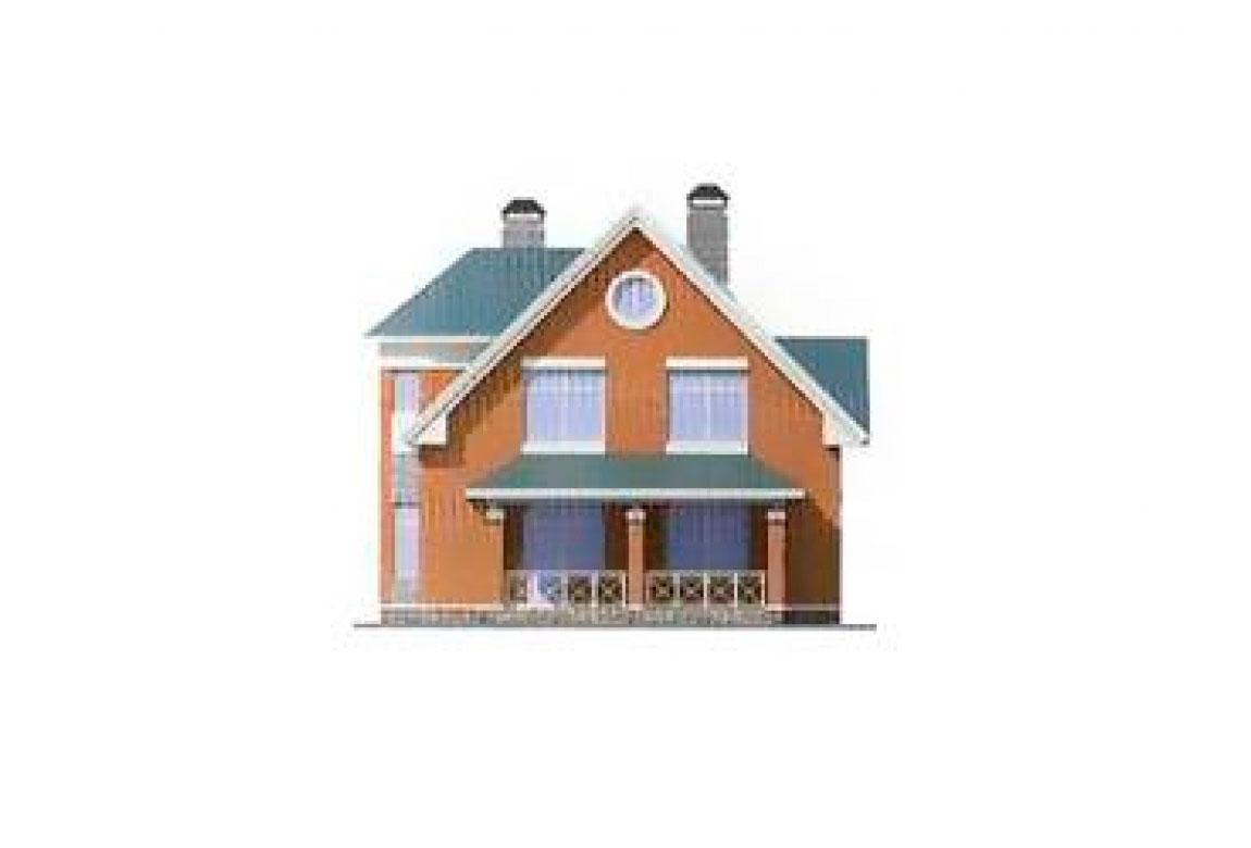 Проект дома из блоков АСД-1152 (uploads/gss/goods/152/big_5.jpg).