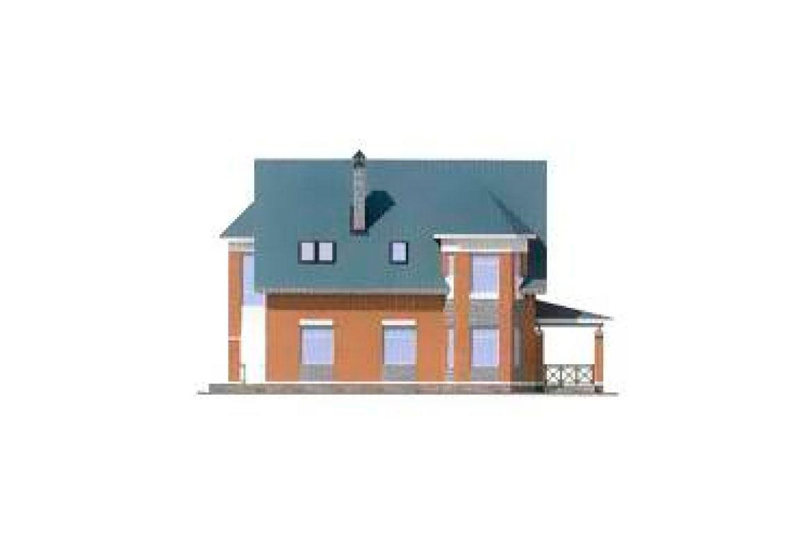Проект дома из блоков АСД-1152 (uploads/gss/goods/152/big_7.jpg).