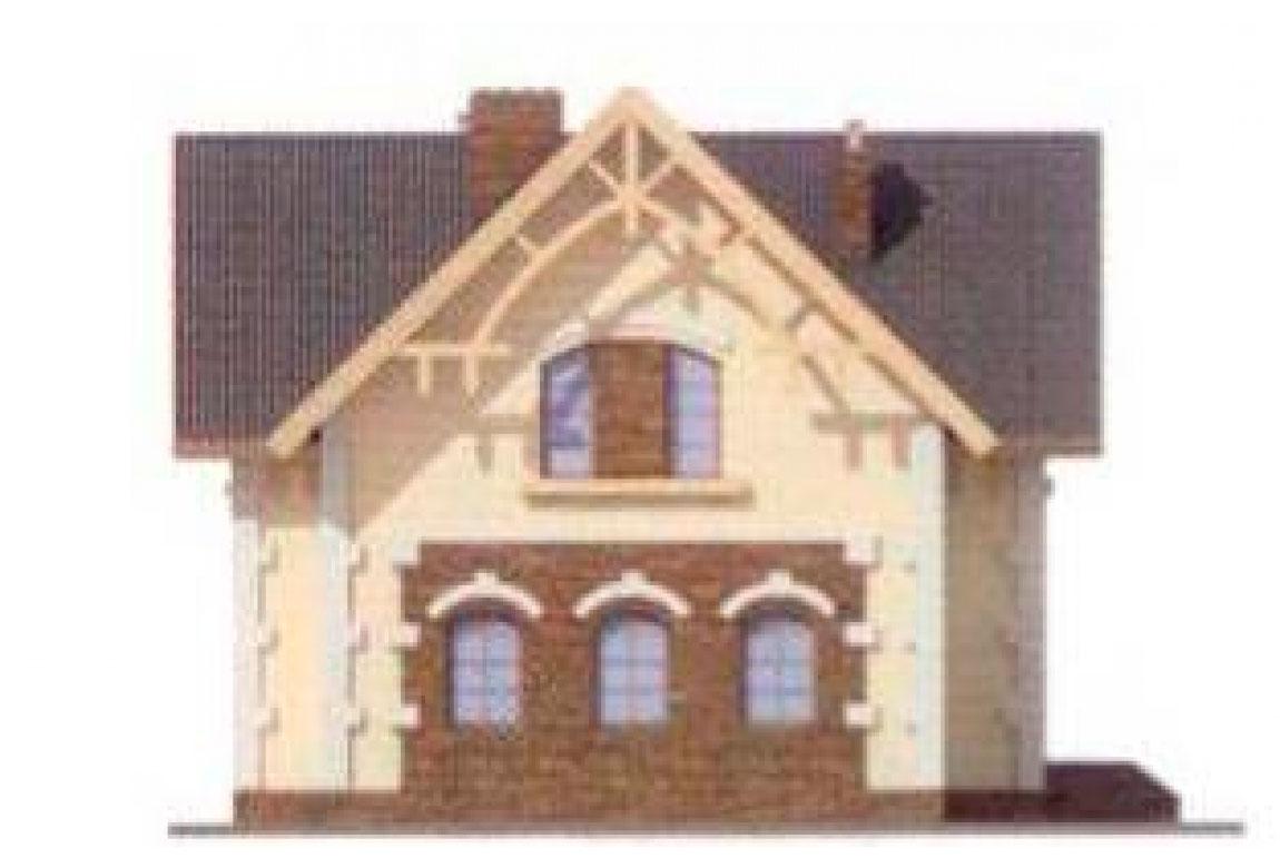 Проект дома из блоков АСД-1156 (uploads/gss/goods/156/big_2.jpg).