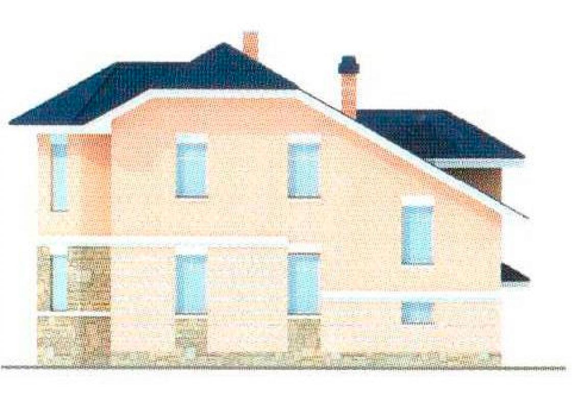Проект дома из кирпича АСД-1016 (uploads/gss/goods/16/big_2.jpg).