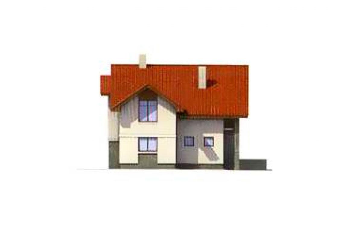 Проект дома из блоков АСД-1160 (uploads/gss/goods/160/big_4.jpg).