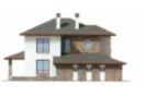 Проект дома из блоков АСД-1162 (uploads/gss/goods/162/thumb_2.jpg).