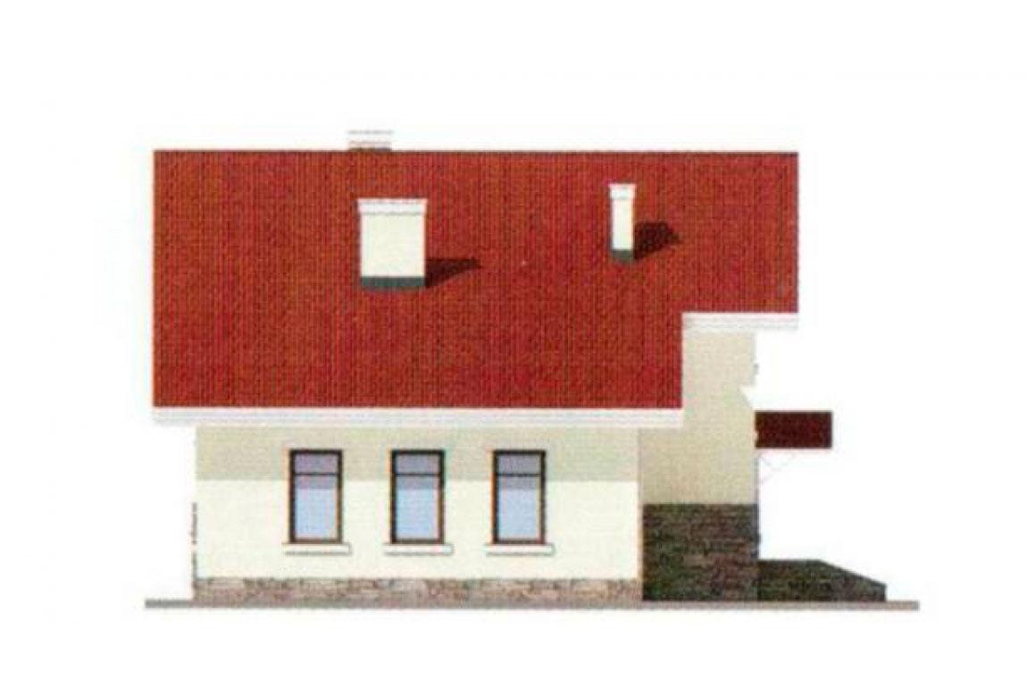 Проект дома из блоков АСД-1163 (uploads/gss/goods/163/big_2.jpg).