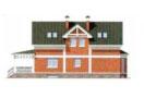 Проект дома из блоков АСД-1167 (uploads/gss/goods/167/thumb_3.jpg).