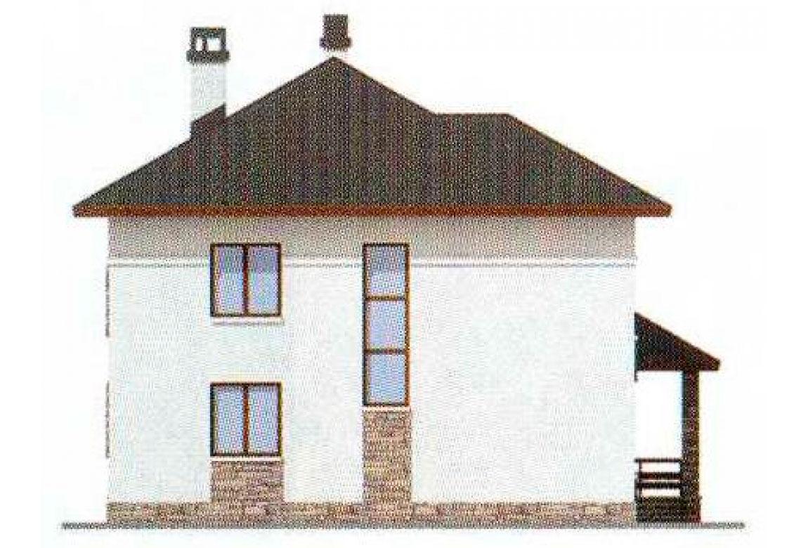 Проект дома из кирпича АСД-1017 (uploads/gss/goods/17/big_2.jpg).