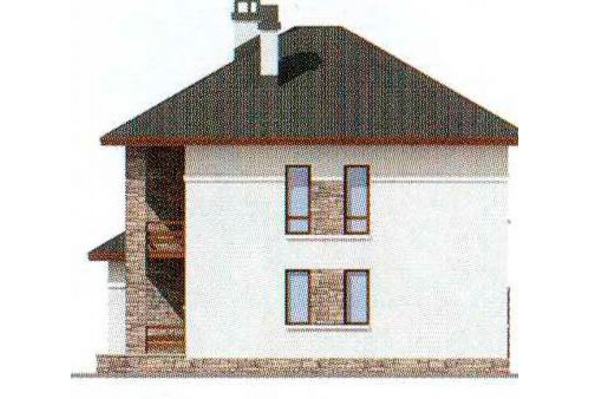 Проект дома из кирпича АСД-1017 (uploads/gss/goods/17/big_5.jpg).