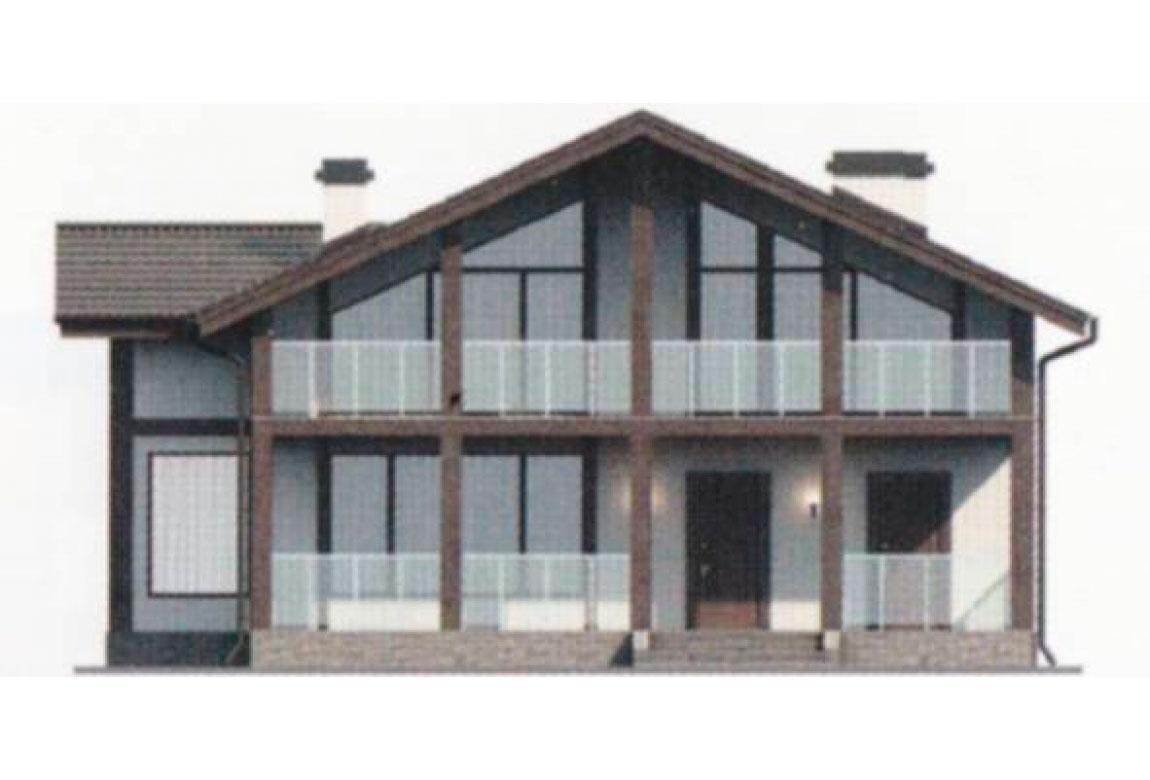 Проект дома из блоков АСД-1170 (uploads/gss/goods/170/big_2.jpg).