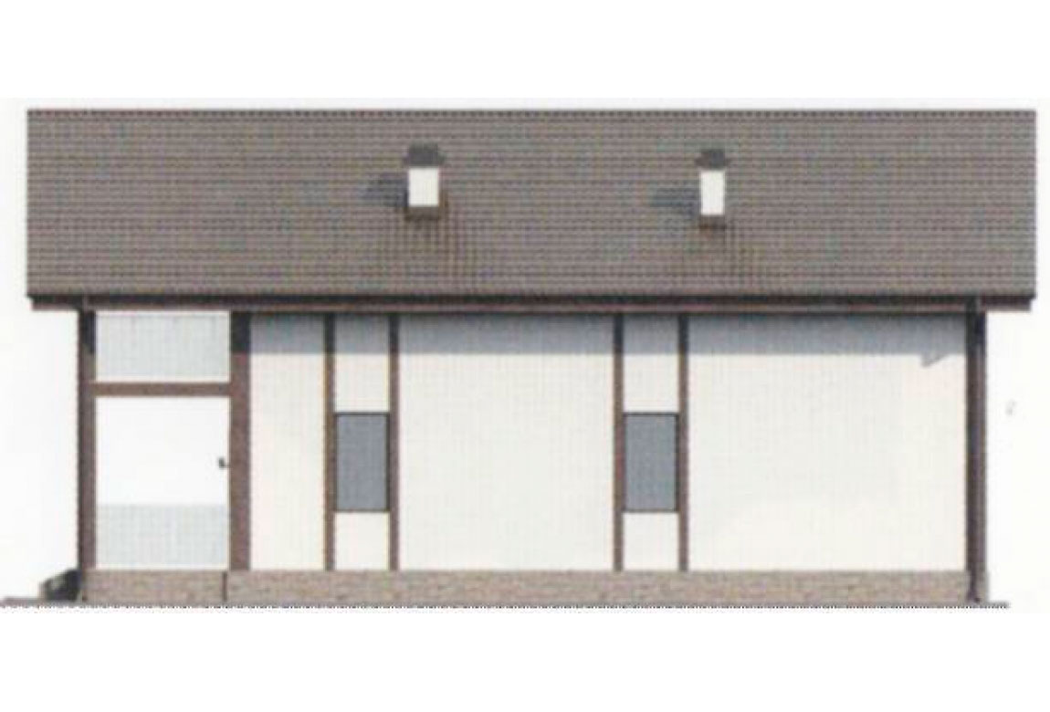 Проект дома из блоков АСД-1170 (uploads/gss/goods/170/big_5.jpg).
