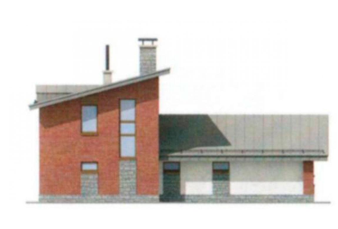 Проект дома из блоков АСД-1173 (uploads/gss/goods/173/big_2.jpg).