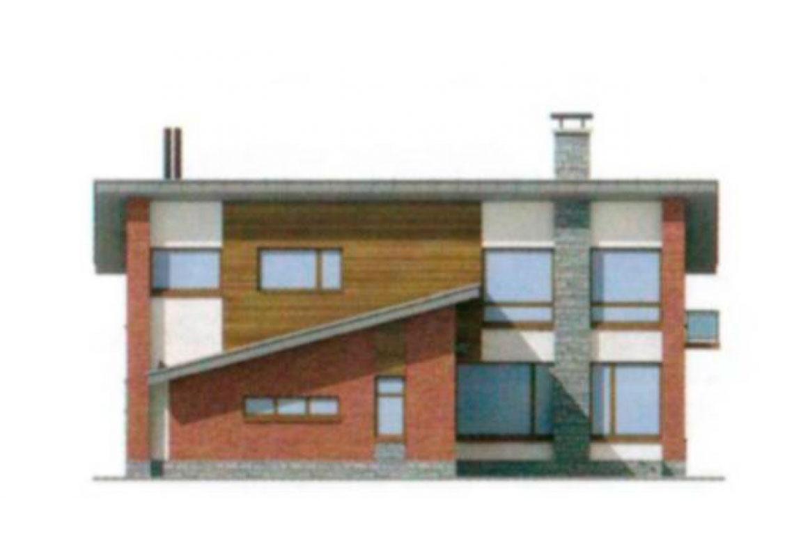 Проект дома из блоков АСД-1173 (uploads/gss/goods/173/big_3.jpg).