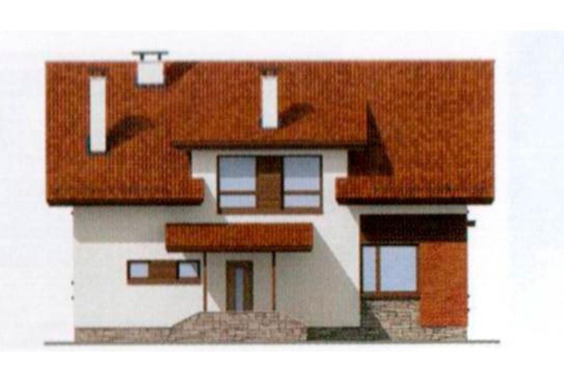 Проект дома из блоков АСД-1175 (uploads/gss/goods/175/big_2.jpg).