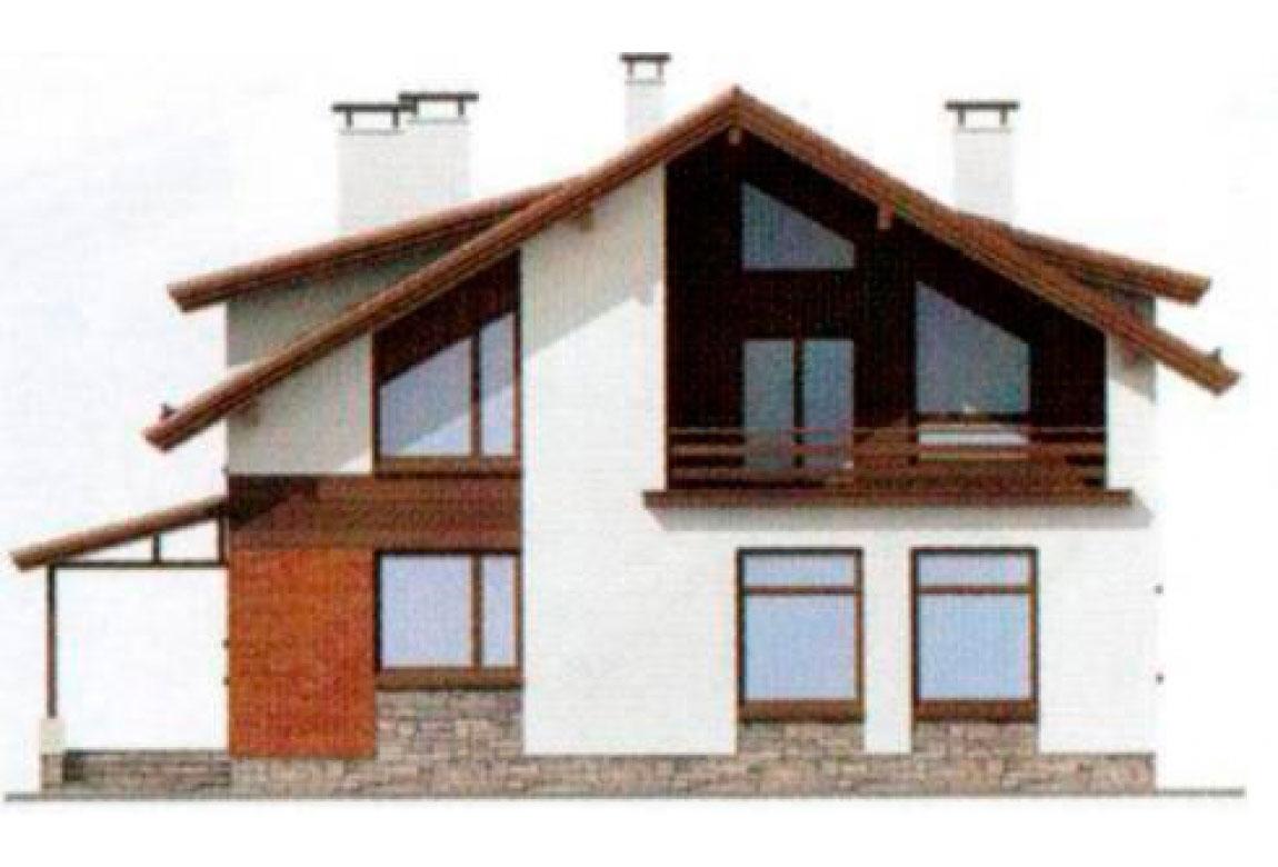Проект дома из блоков АСД-1175 (uploads/gss/goods/175/big_5.jpg).