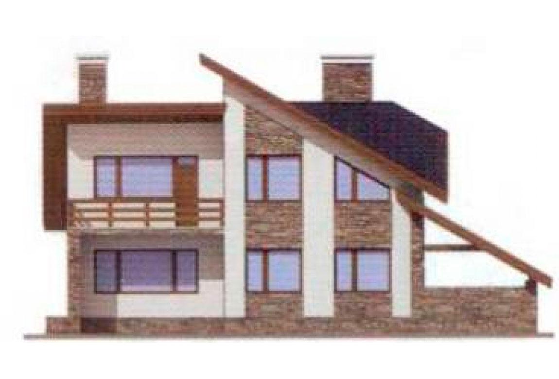 Проект дома из блоков АСД-1177 (uploads/gss/goods/177/big_3.jpg).