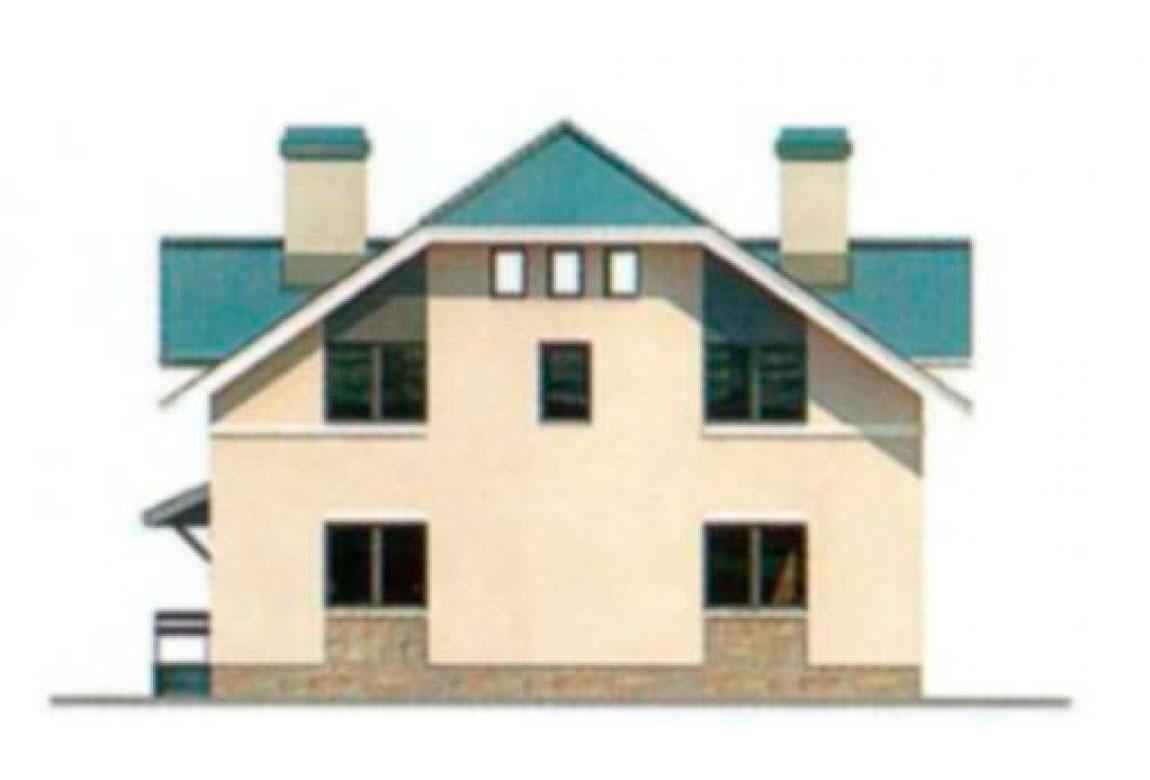 Проект дома из блоков АСД-1178 (uploads/gss/goods/178/big_2.jpg).