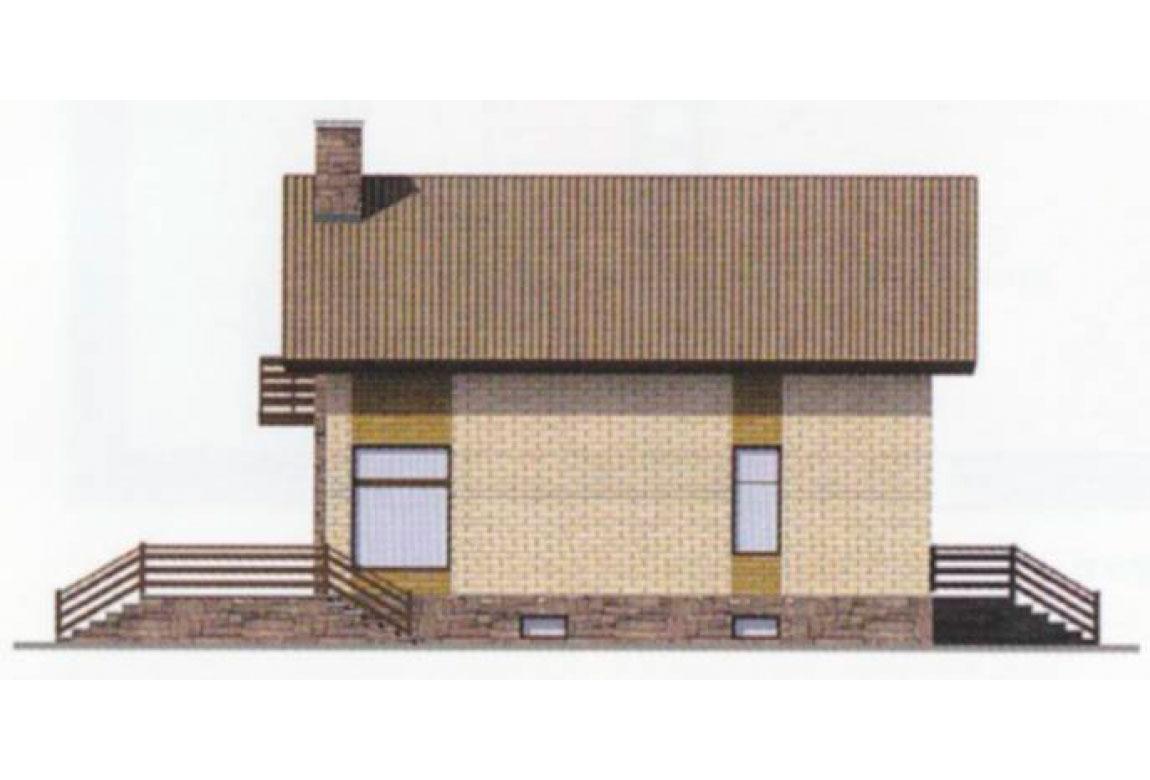 Проект дома из блоков АСД-1179 (uploads/gss/goods/179/big_4.jpg).