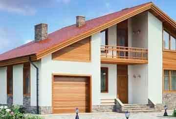 Проект кирпичного дома АСД-1018
