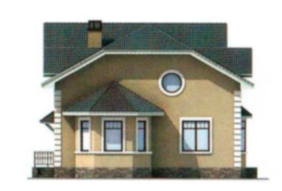 Проект дома из блоков АСД-1180 (uploads/gss/goods/180/big_2.jpg).