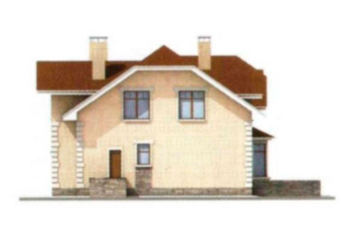 Проект дома из блоков АСД-1183 (uploads/gss/goods/183/big_2.jpg).