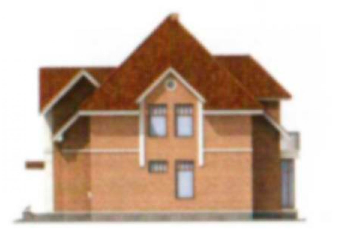 Проект дома из блоков АСД-1185 (uploads/gss/goods/185/big_2.jpg).