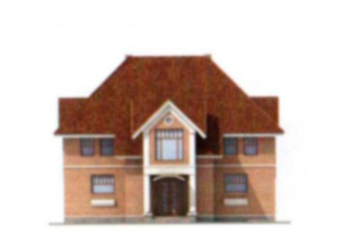 Проект дома из блоков АСД-1185 (uploads/gss/goods/185/big_5.jpg).