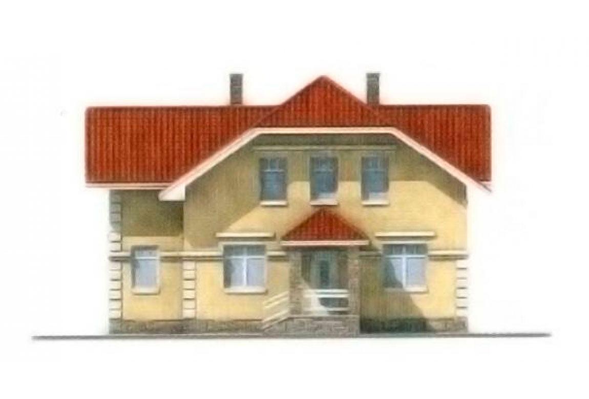 Проект дома из блоков АСД-1189 (uploads/gss/goods/189/big_3.jpg).