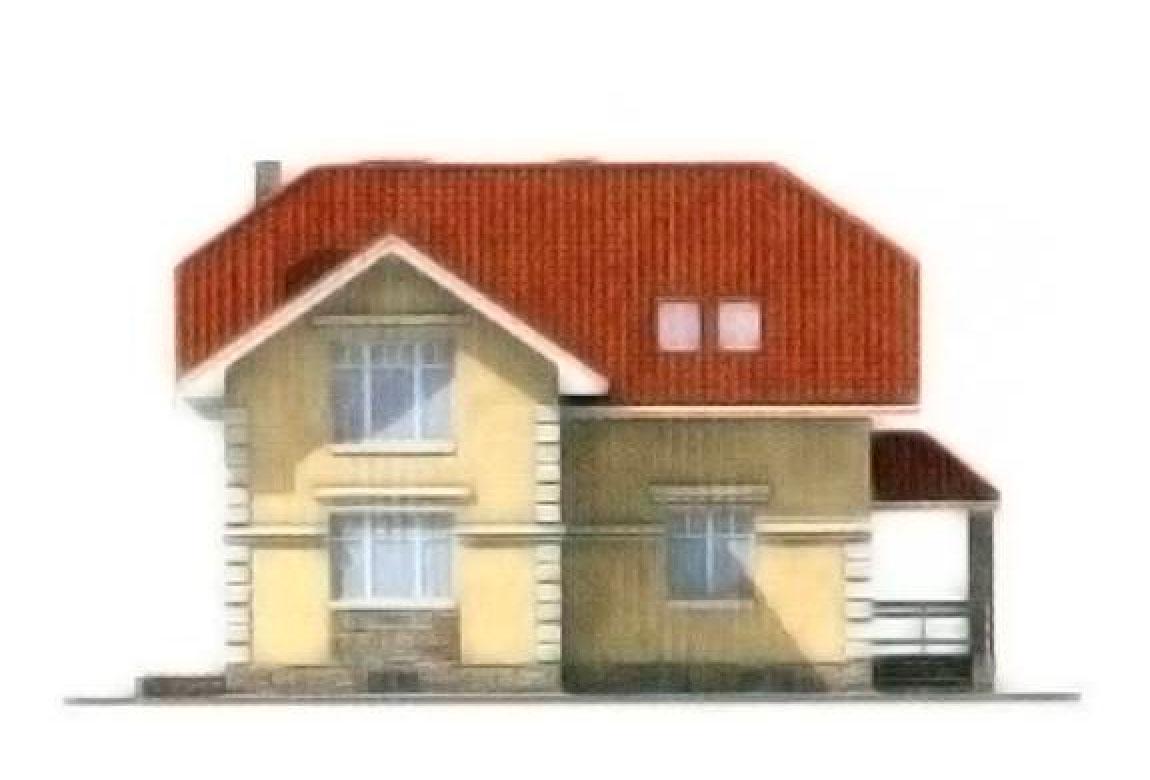 Проект дома из блоков АСД-1189 (uploads/gss/goods/189/big_5.jpg).