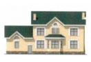 Проект дома из блоков АСД-1193 (uploads/gss/goods/193/thumb_3.jpg).