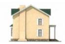 Проект дома из блоков АСД-1193 (uploads/gss/goods/193/thumb_4.jpg).