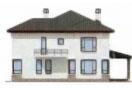 Проект дома из блоков АСД-1197 (uploads/gss/goods/197/thumb_4.jpg).