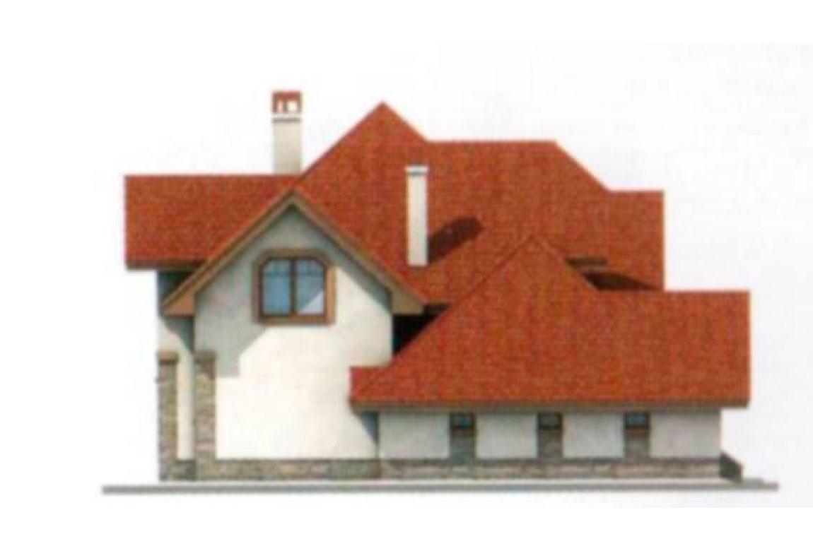 Проект дома из блоков АСД-1199 (uploads/gss/goods/199/big_2.jpg).