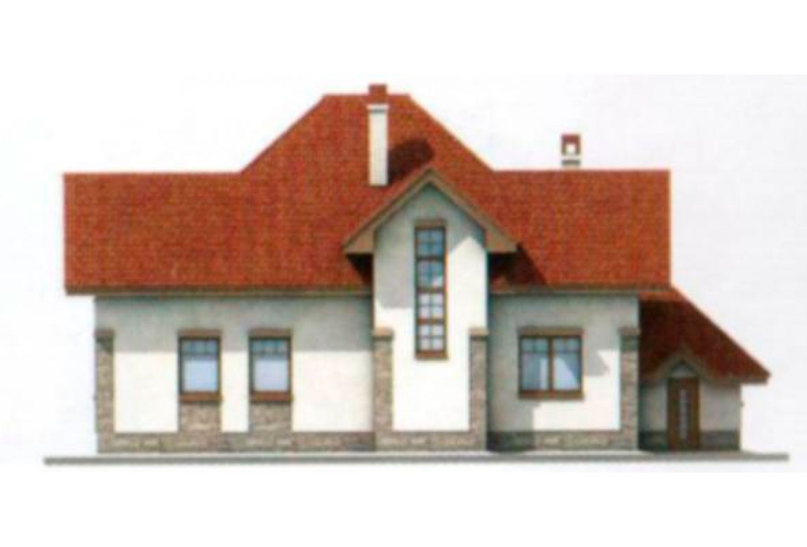 Проект дома из блоков АСД-1199 (uploads/gss/goods/199/big_3.jpg).
