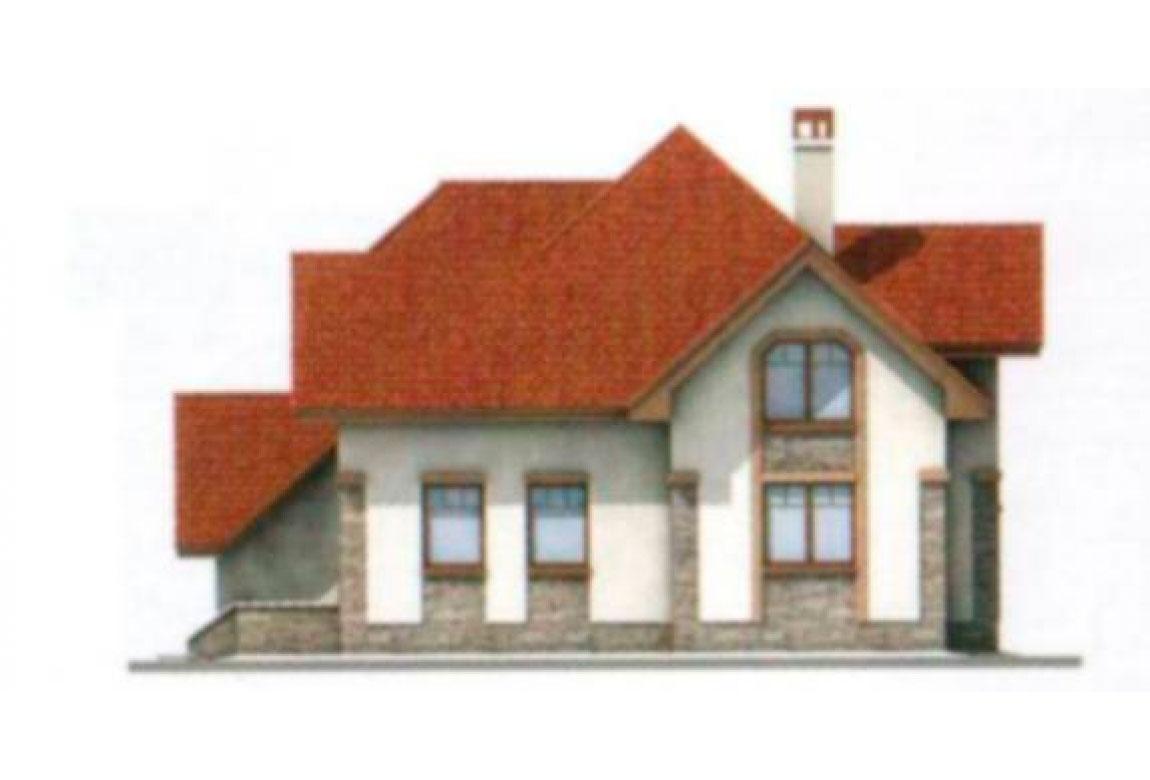 Проект дома из блоков АСД-1199 (uploads/gss/goods/199/big_4.jpg).