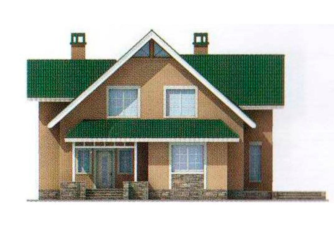 Проект дома из кирпича АСД-1020 (uploads/gss/goods/20/big_5.jpg).