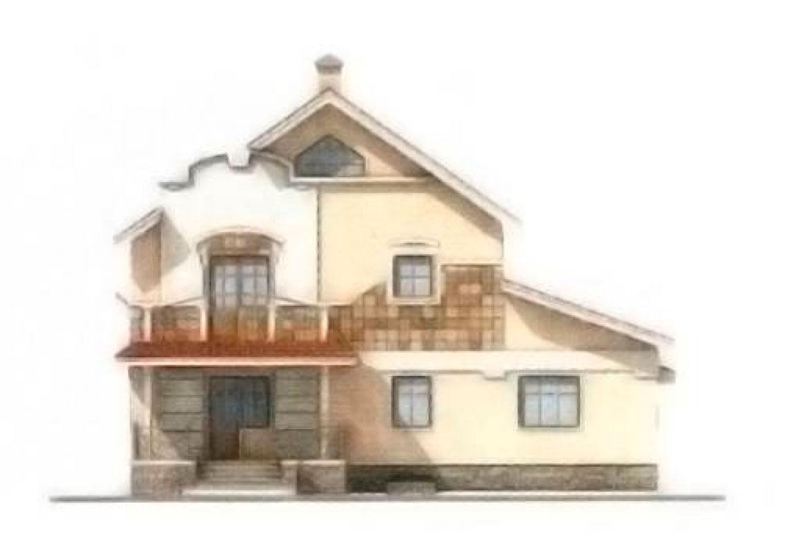 Проект дома из блоков АСД-1201 (uploads/gss/goods/201/big_3.jpg).