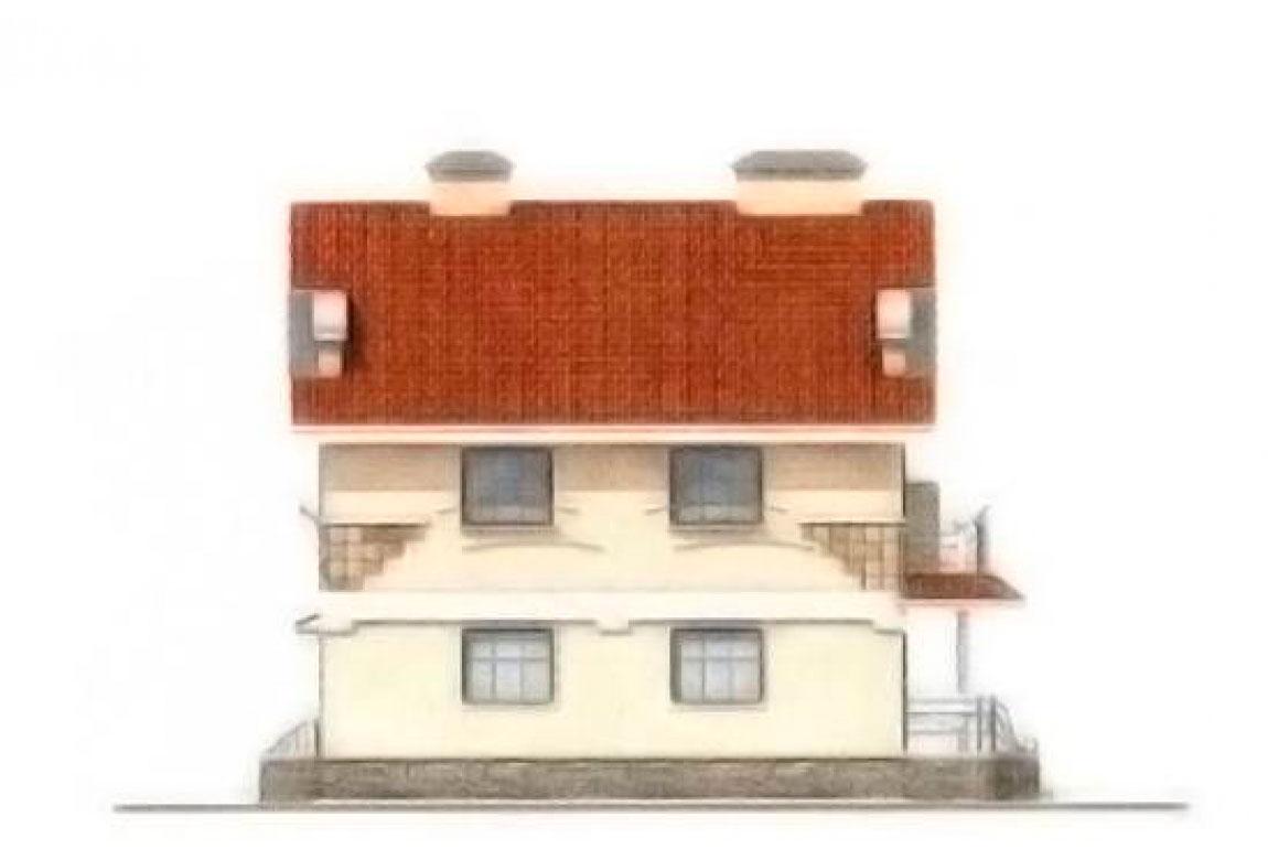 Проект дома из блоков АСД-1201 (uploads/gss/goods/201/big_4.jpg).