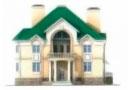 Проект дома из блоков АСД-1202 (uploads/gss/goods/202/thumb_5.jpg).