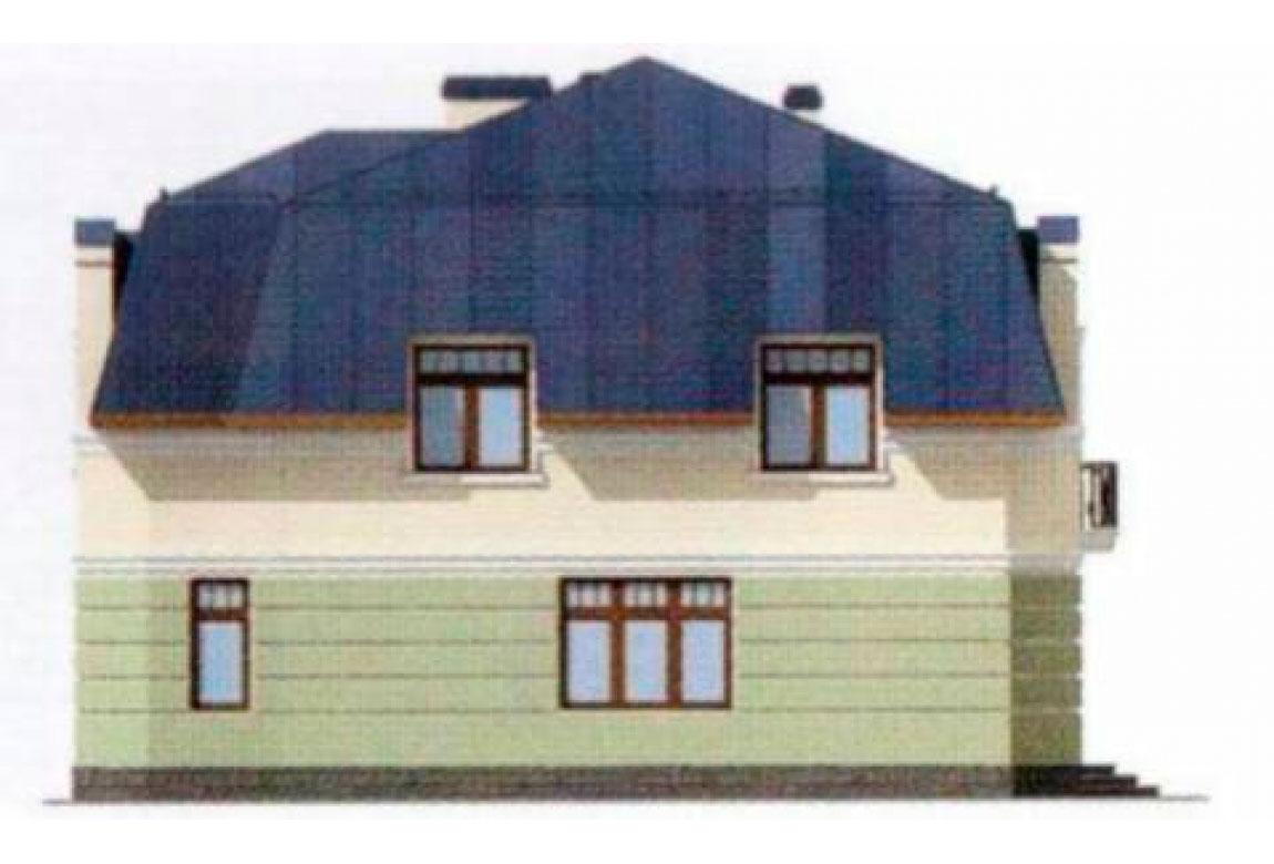 Проект дома из блоков АСД-1204 (uploads/gss/goods/204/big_2.jpg).