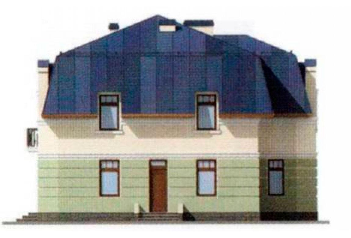 Проект дома из блоков АСД-1204 (uploads/gss/goods/204/big_4.jpg).