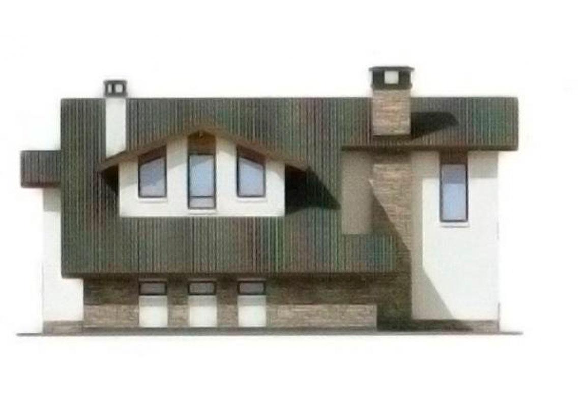 Проект дома из блоков АСД-1206 (uploads/gss/goods/206/big_2.jpg).