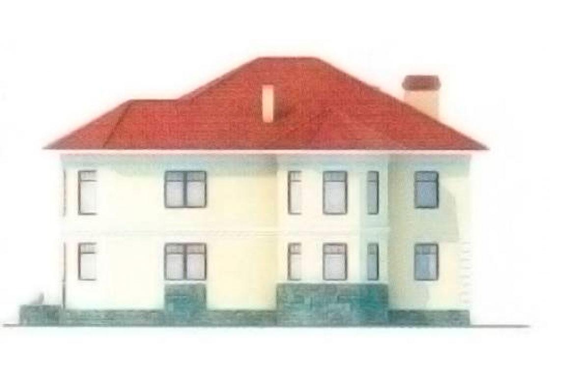 Проект дома из блоков АСД-1208 (uploads/gss/goods/208/big_4.jpg).