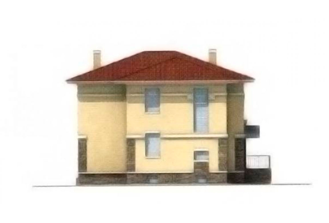 Проект дома из блоков АСД-1209 (uploads/gss/goods/209/big_3.jpg).