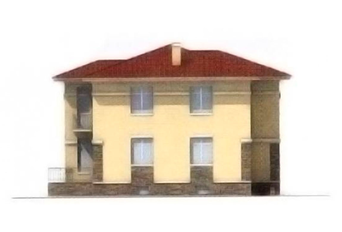 Проект дома из блоков АСД-1209 (uploads/gss/goods/209/big_4.jpg).