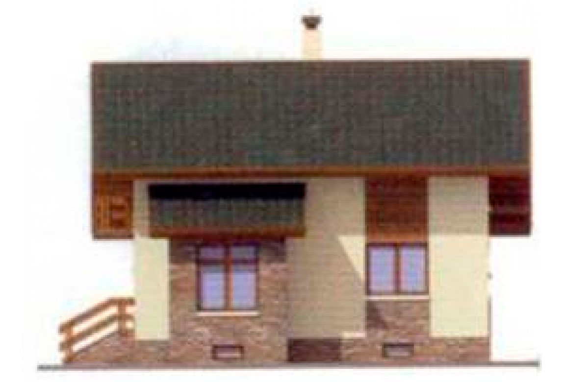 Проект дома из блоков АСД-1213 (uploads/gss/goods/213/big_4.jpg).