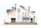 Проект дома из блоков АСД-1214 (uploads/gss/goods/214/thumb_3.jpg).