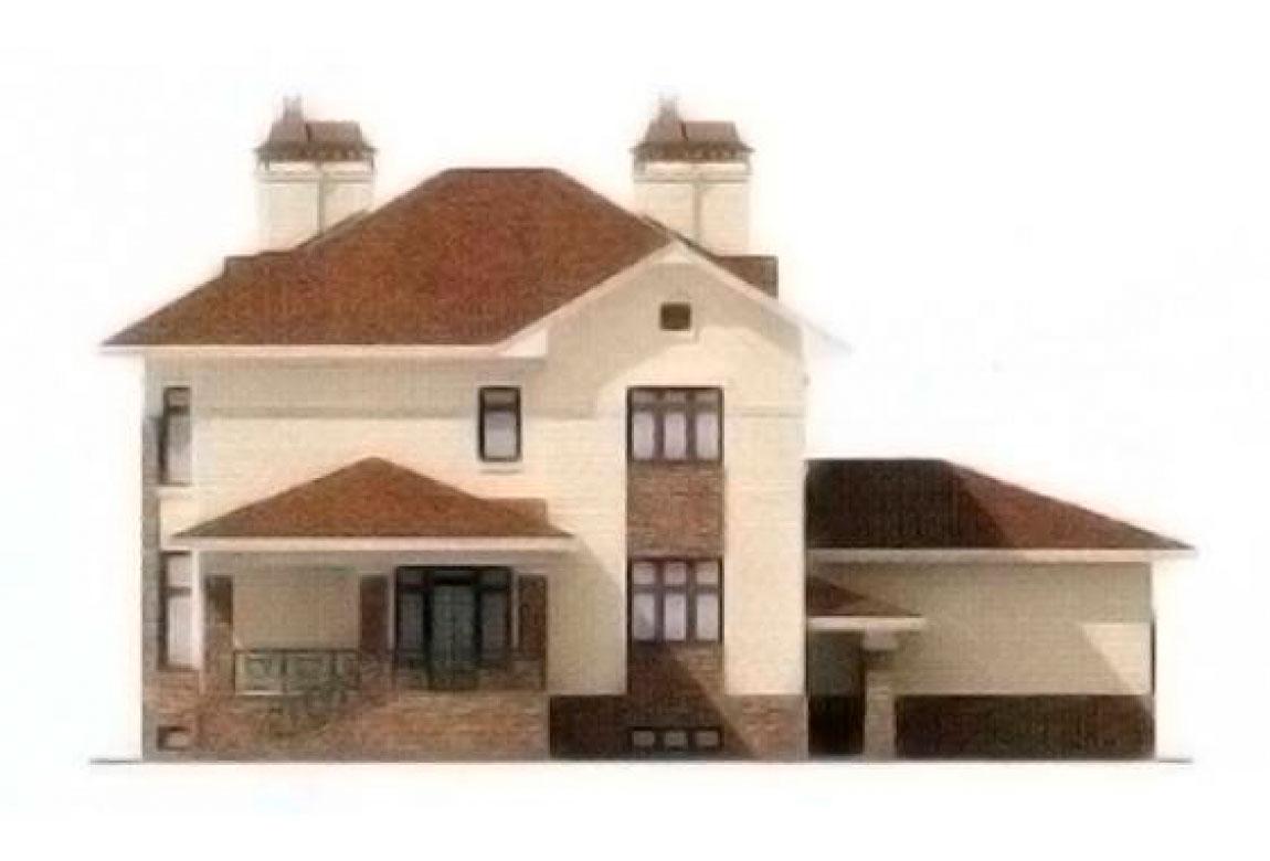 Проект дома из блоков АСД-1224 (uploads/gss/goods/224/big_3.jpg).