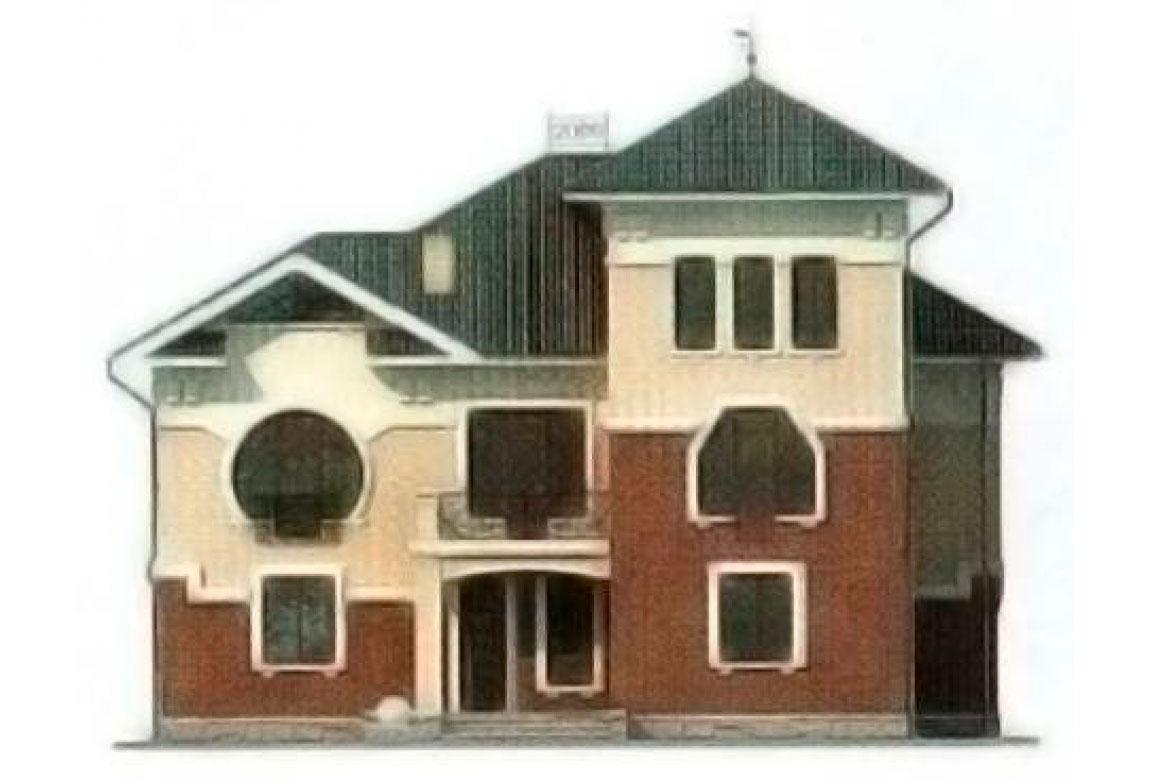 Проект дома из блоков АСД-1226 (uploads/gss/goods/226/big_4.jpg).