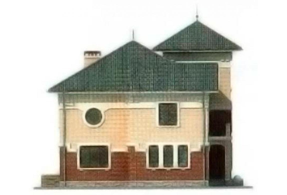 Проект дома из блоков АСД-1226 (uploads/gss/goods/226/big_5.jpg).