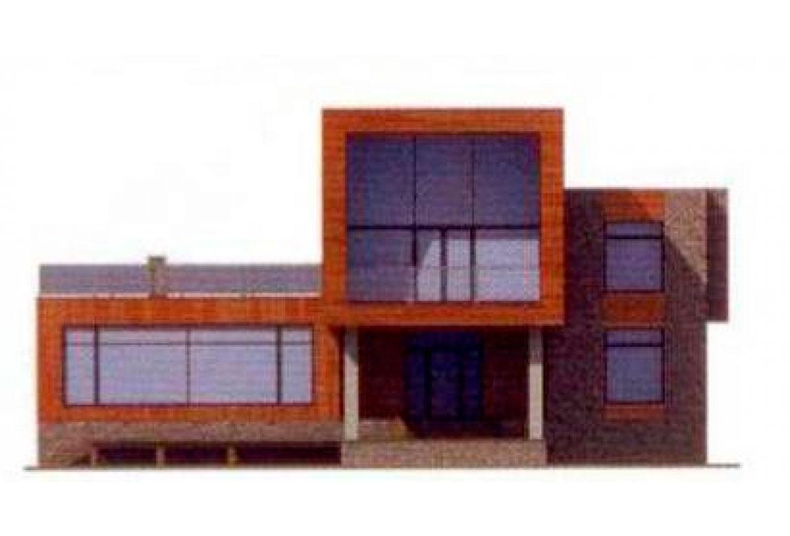 Проект дома из блоков АСД-1227 (uploads/gss/goods/227/big_5.jpg).