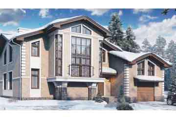 Проект дома из блоков АСД-1228