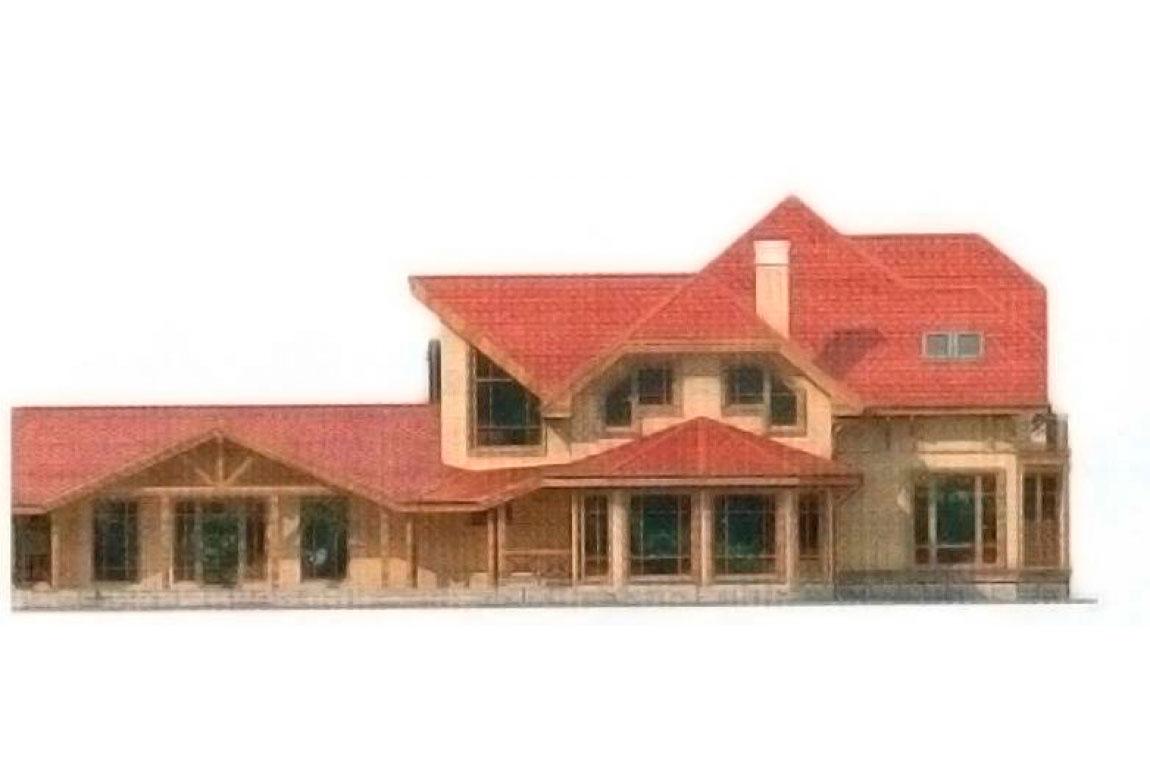 Проект дома из блоков АСД-1229 (uploads/gss/goods/229/big_4.jpg).